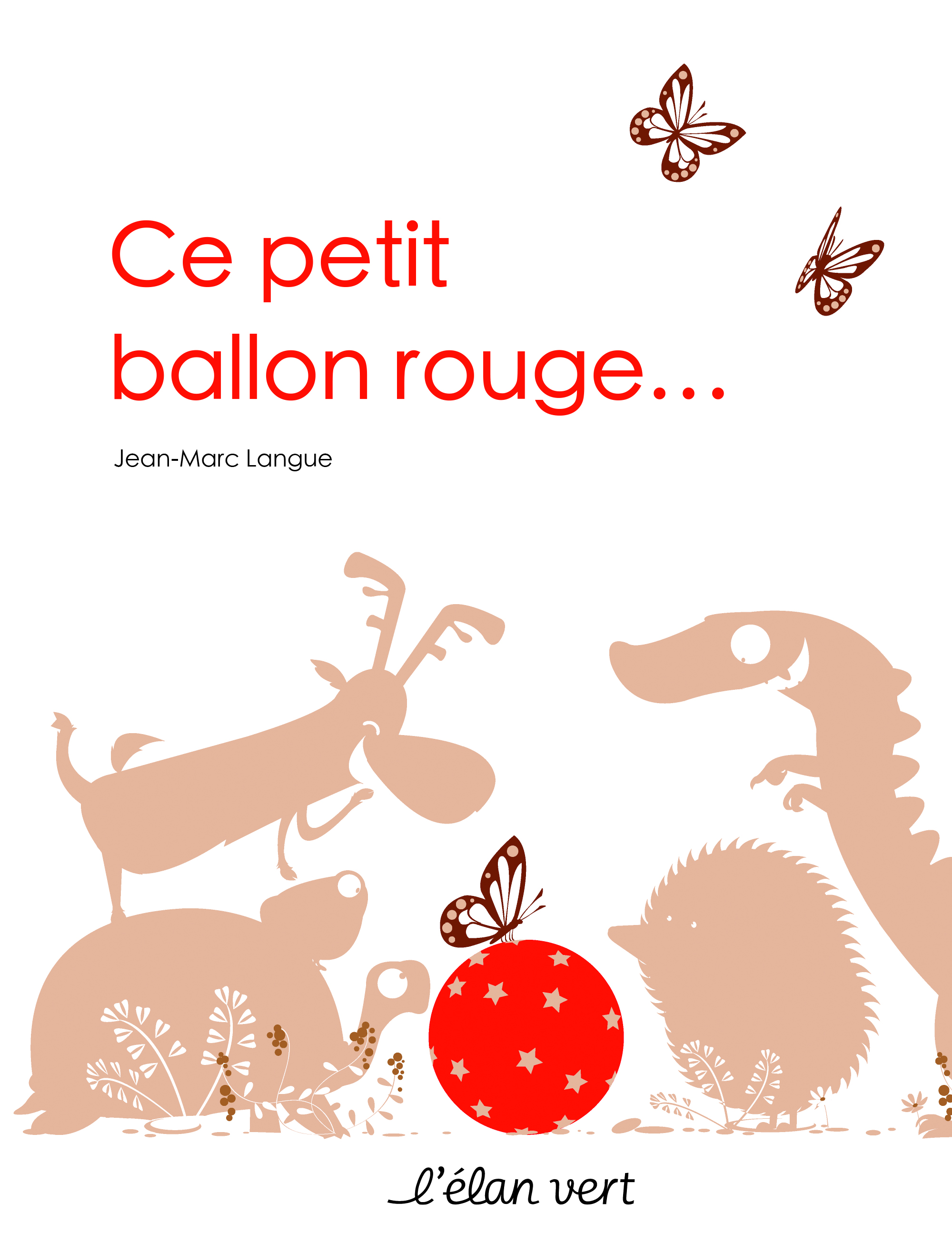 PUBLISHING : Ce petit ballon rouge...