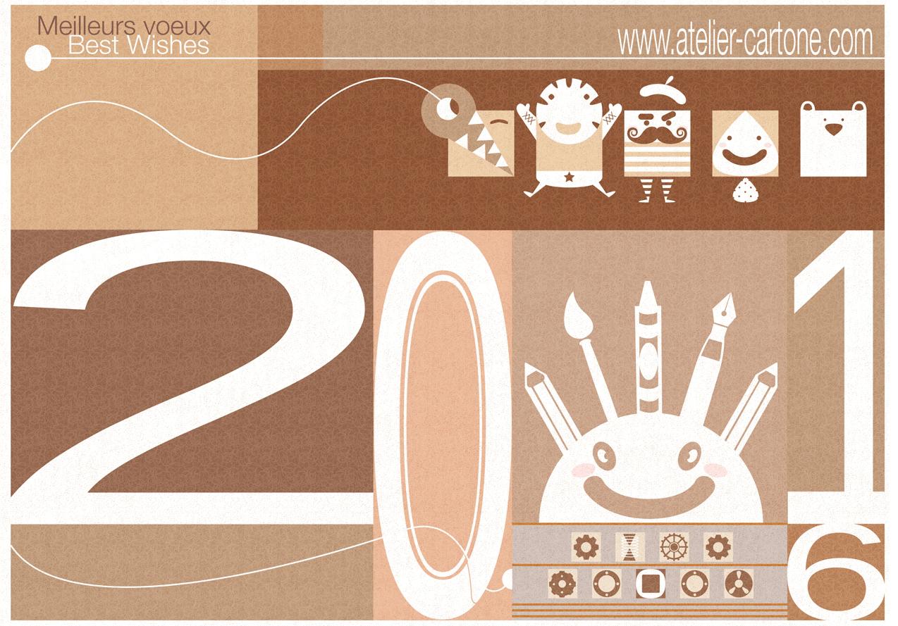 Best wishes 2016