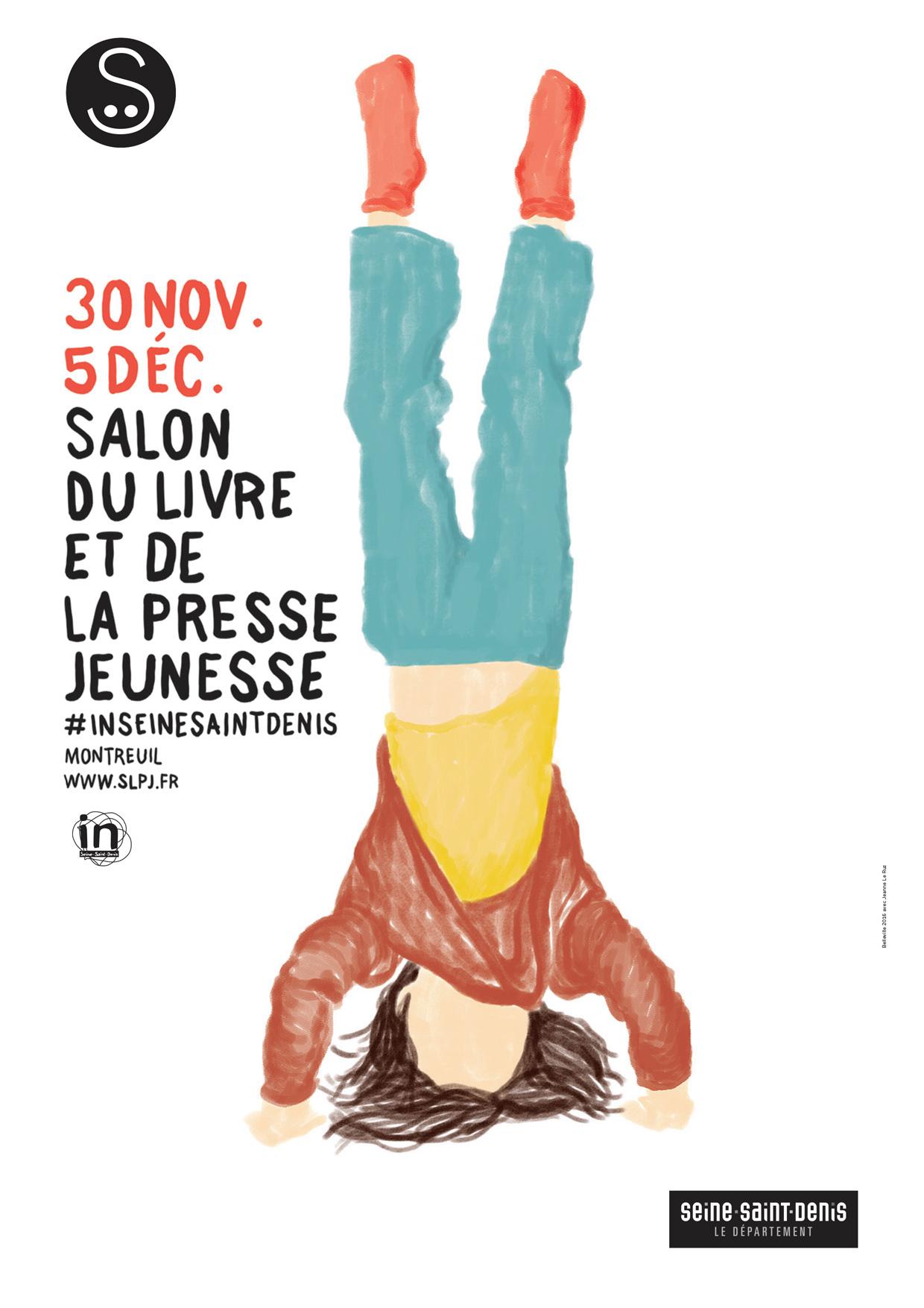 Montreuil Children's Book Fair 2016