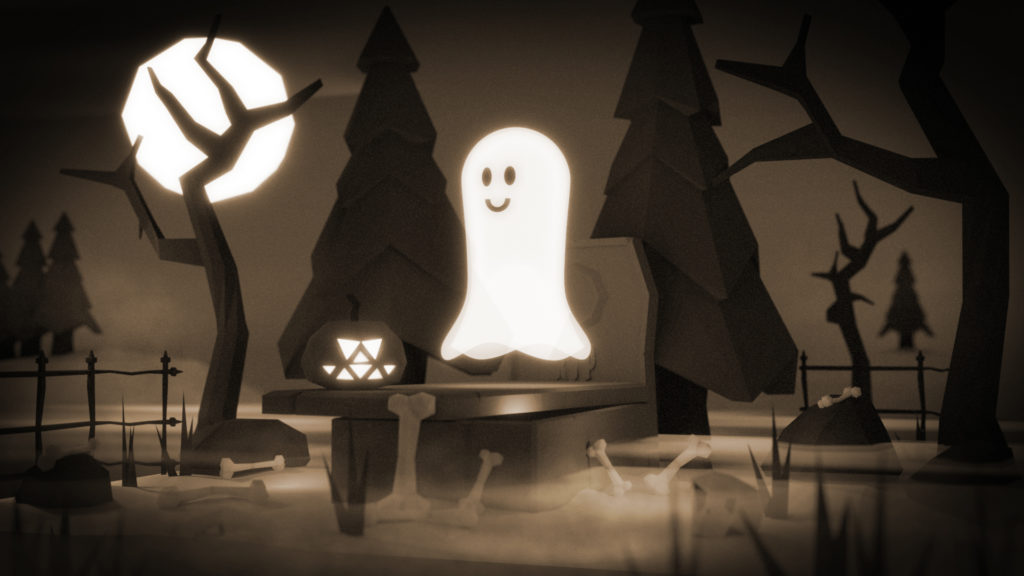LOW POLY HALLOWEEN