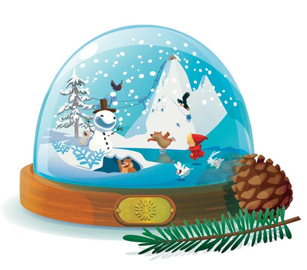 La glaciale chasse au yéti