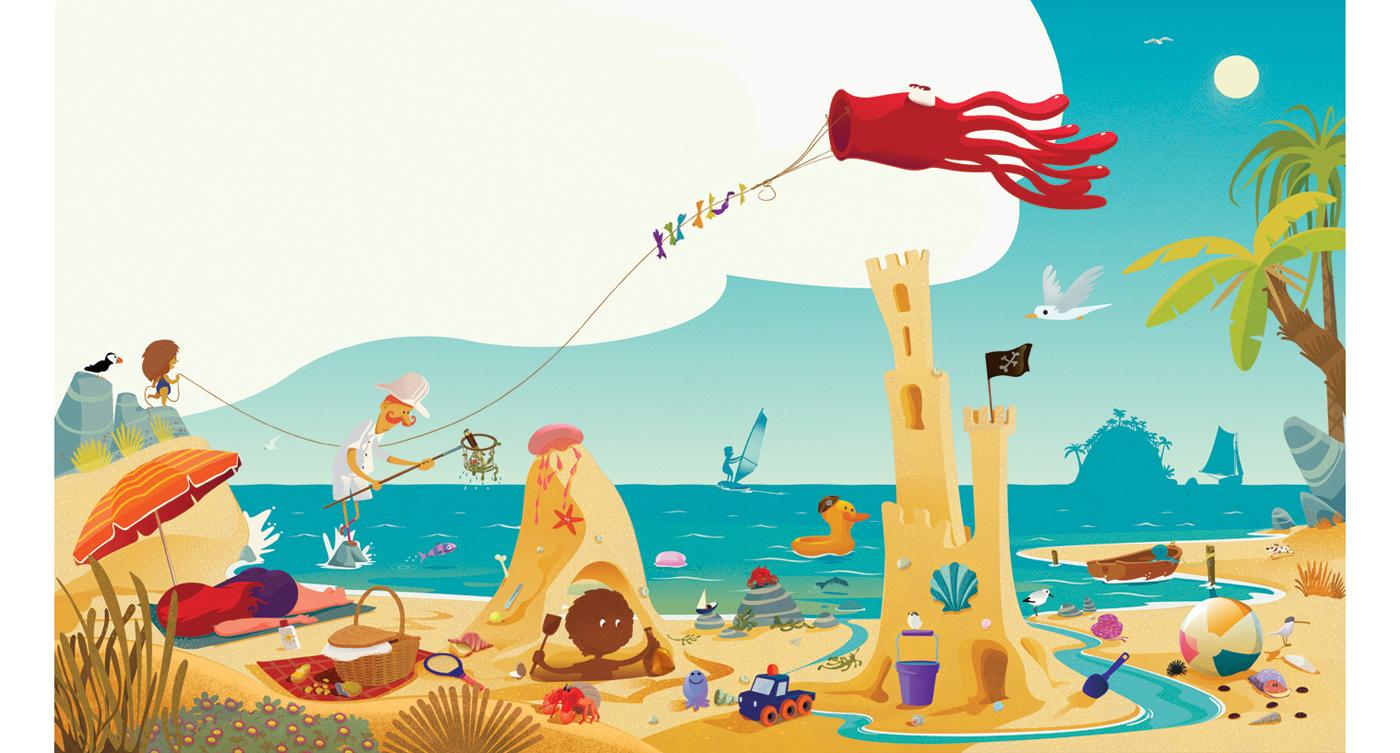 Périlleuses aventures chez les pirates
